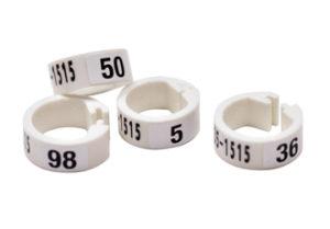私製環(割環)